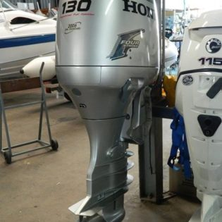 USED 2006 HONDA 130 HP 4 STROKE