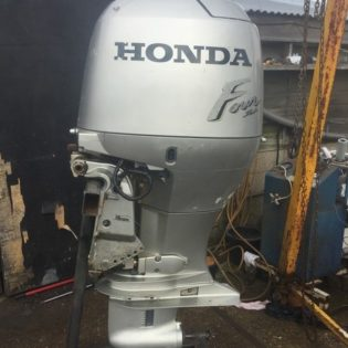 USED 1998 Honda 90Hp 4-Stroke Long