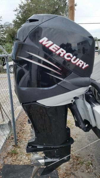 USED 2005 MERCURY VERADO 275 HP – MATCHED PAIR OUTBOARD MOTOR