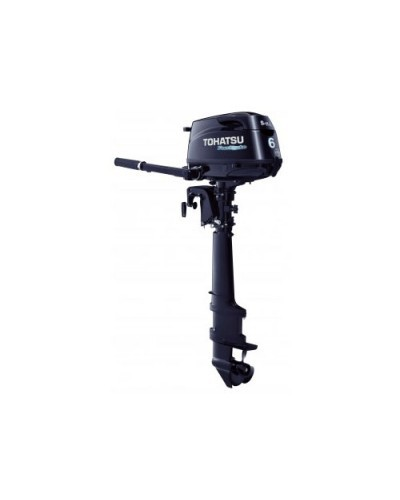 2015 Tohatsu 6 HP MFS6CSPROUL Outboard Motor