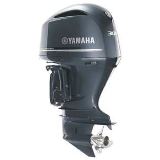 2018 Yamaha F300NCA Offshore 4.2L V6 F300XCA Outboard Motor