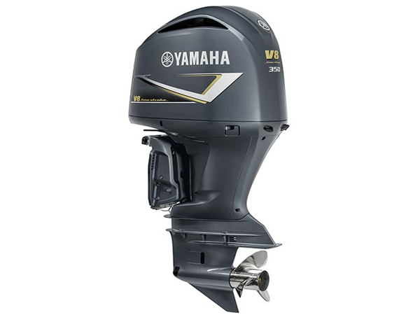 2018 Yamaha F350NCC Offshore 5.3L V8 F350XCC Outboard Motor