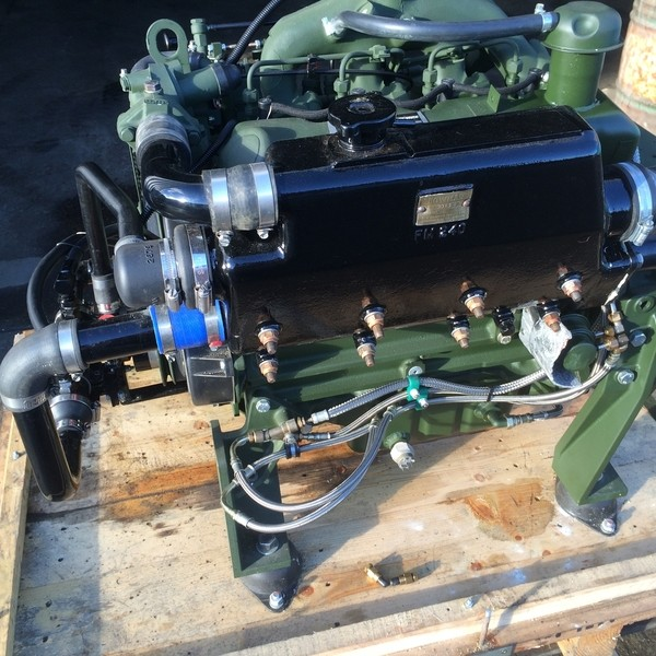 USED Ford FSD 24V ELECTRICS LOOM AND PANEL