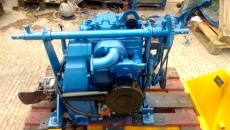 USED Lister TS2 15hp Air Cooled Marine Diesel Engine & Gearbox
