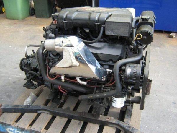 ? USED Mercruiser Magnum 502 with BW Gearbox