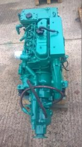 USED Volvo Penta MD21A 75hp Marine Diesel Engine