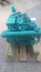 USED Volvo Penta MD21B 61 HP Marine Diesel Engine