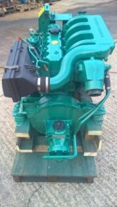 USED Volvo Penta MD30A 65hp Marine Diesel Engine