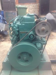 USED Volvo Penta MD7a 13.5 HP Marine Diesel Engine