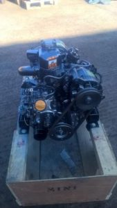 USED Yanmar 1GM10 9 HP Marine Diesel Engine