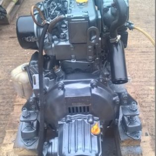 USED Yanmar 3GM30F 24 HP Marine Diesel Engine Package