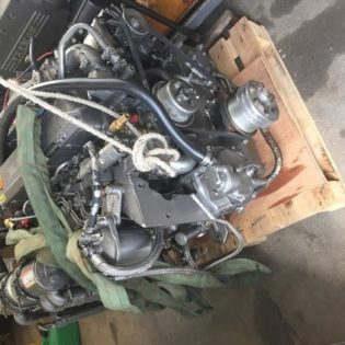 USED Yanmar 4LH STP 235 HP