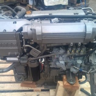 USED Yanmar 4LH-DTE 170 HP Marine Diesel Engine