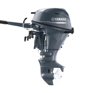 2018 Yamaha F25 Portable Mechanical ES PT F25LC Outboard Motor