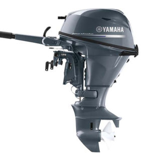 2018 Yamaha F20 Portable Mechanical ES F20SEA Outboard Motor