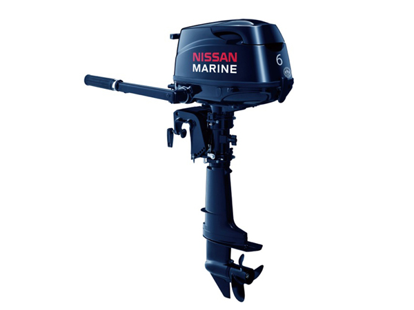 2015 Nissan 6 Hp NSF6C1 Outboard Motor