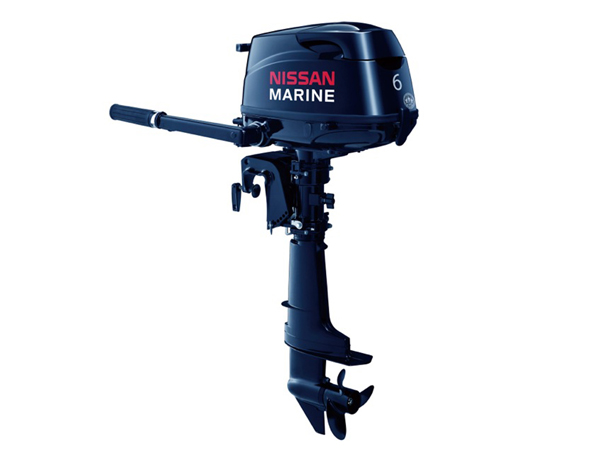 2015 Nissan 6 Hp NSF6C2 Outboard Motor