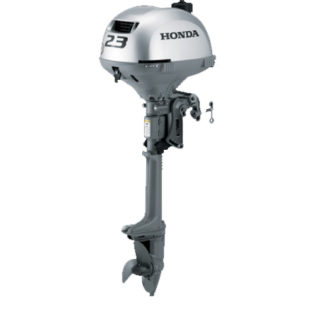 2018 Honda 2.3 Hp BF2.3DHSCH Outboard Motor