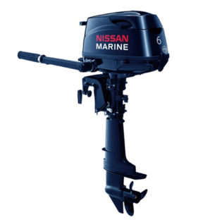 2015 Nissan 6 Hp NSF6C4 Outboard Motor