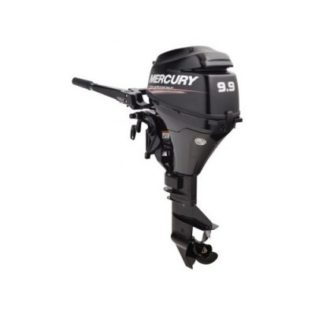 2015 Mercury 9.9 HP 9.9MLH-CT Outboard Motor