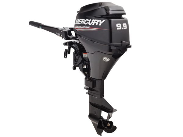 2017 Mercury 9.9 HP 9.9MXLH Outboard Motor