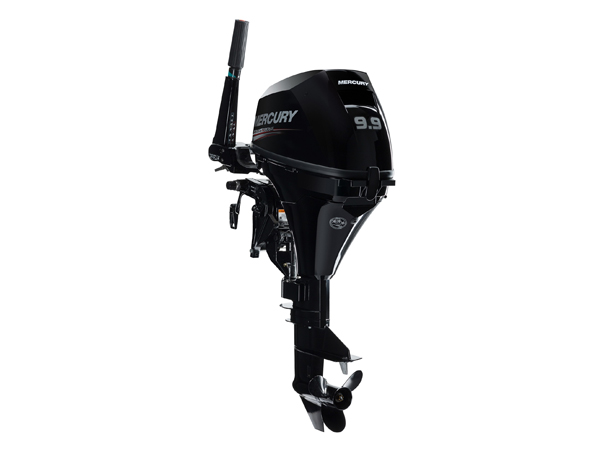 2017 Mercury 9.9 HP 9.9MXLH-CT Outboard Motor