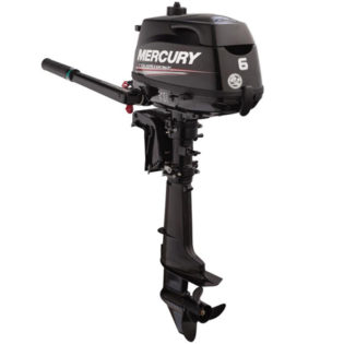 2019 Mercury 6HP 6MLH Outboard Motor