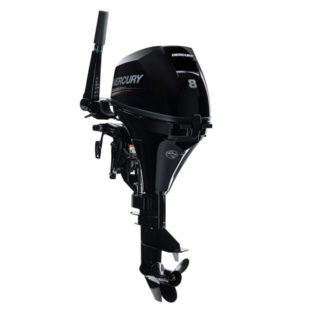 2019 Mercury 8 HP 8MLH Outboard Motor