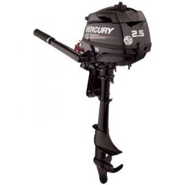 2015 Mercury 2.5 HP 2.5MH Outboard Motor