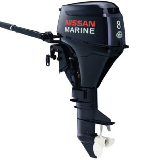 2015 Nissan 9.8 Hp NSF9.8A3EPT2 Outboard Motor