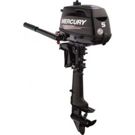 2015 Mercury 5 HP 5MXLH Outboard Motor