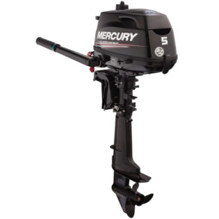 2018 Mercury 5 Hp 5MXLH Outboard Motor