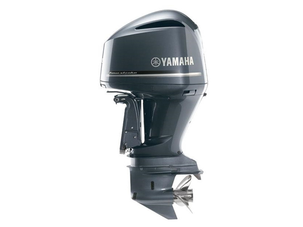 2017 Yamaha F300 4.2L Offshore UCA Outboard Motor
