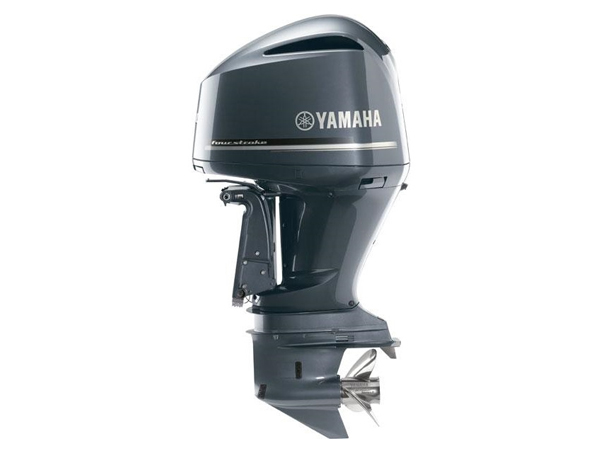 2017 Yamaha F225 3.3L Offshore XCA Outboard Motor