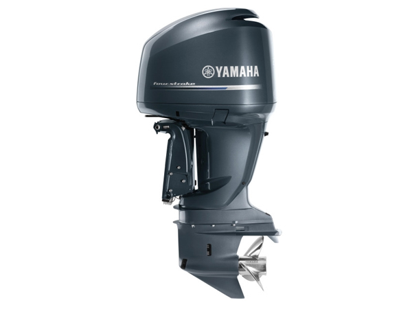 2017 Yamaha F250 3.3L Offshore XCA Outboard Motor