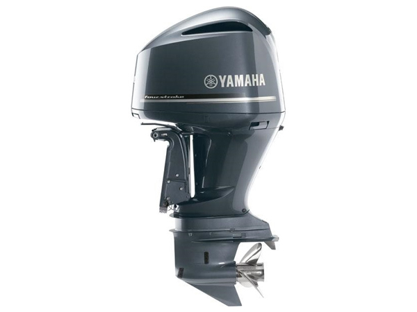 2017 Yamaha F250 4.2L Offshore Mechanical Outboard Motor