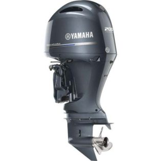2016 Yamaha F200XCA In-Line Four-Stroke Outboard Motor