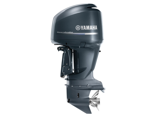 2017 Yamaha F200 3.3L Offshore XCA Outboard Motor