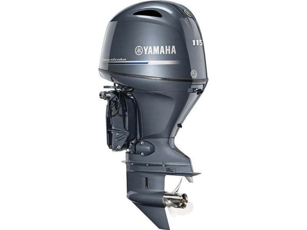 2016 Yamaha F115LB In-Line Four-Stroke Outboard Motor