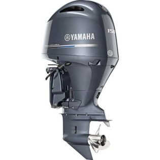 2016 Yamaha F150LB In-Line Four-Stroke Outboard Motor